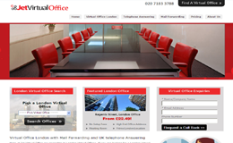 virtual office london